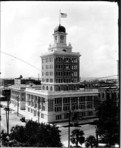 Tampa City Hall 1916