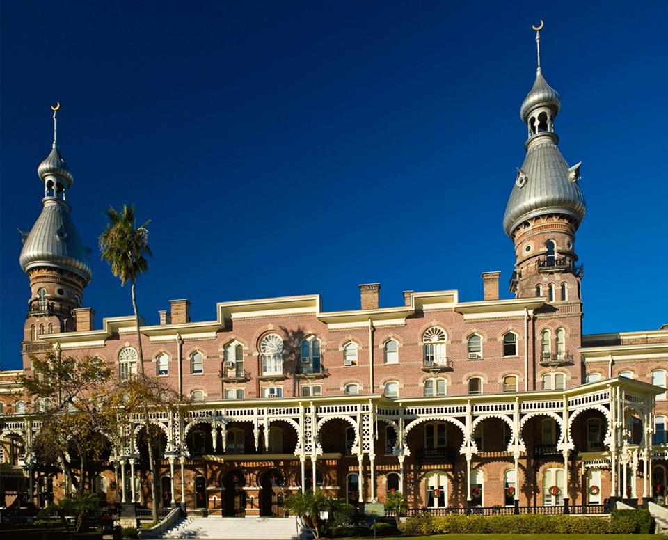 Universityoftampa - Bay architecture ...