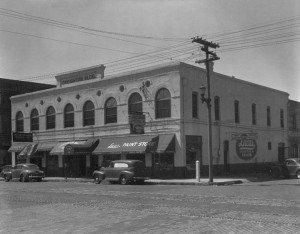 Franklin and Whiting, 1948